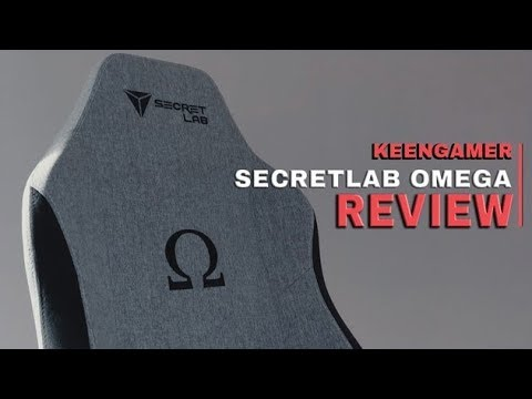 Secretlab Omega 2018 Review - An awesome gaming and office chair