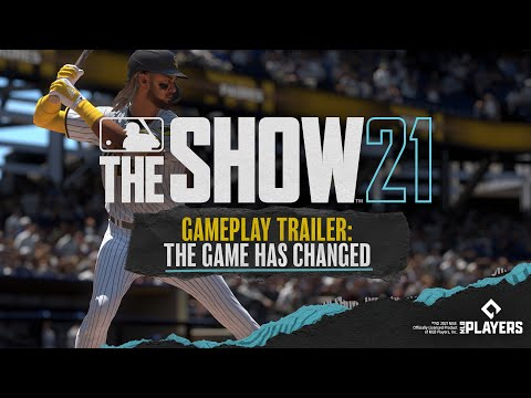 MLB The Show 21 Gameplay Trailer (First look!)