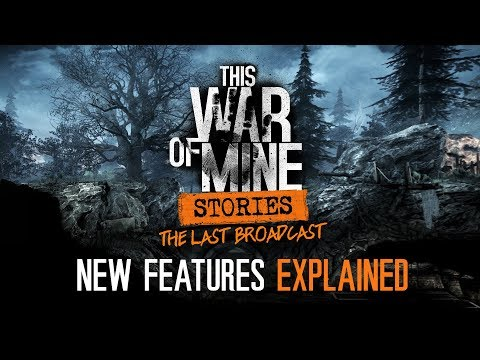 This War of Mine: Stories - The Last Broadcast | Official Gameplay Trailer