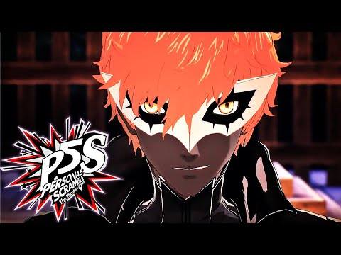 Persona 5 Scramble: The Phantom Strikers - Official Cinematic Gameplay Trailer