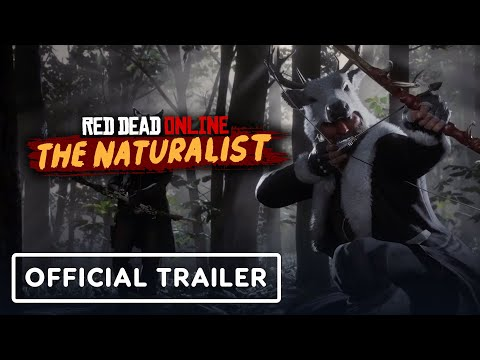Red Dead Online: The Naturalist - Official Trailer
