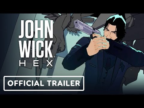 John Wick Hex - Official Trailer