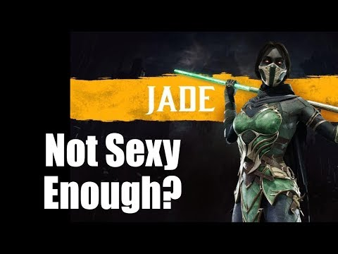 On the covering up of female Mortal Kombat characters