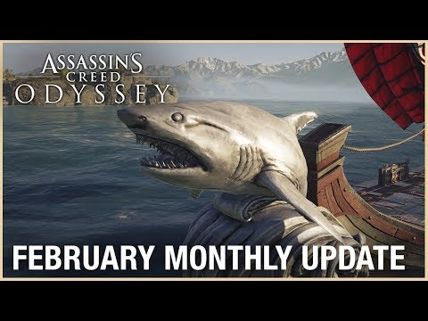 Assassin's Creed Odyssey: February Monthly Update | Ubisoft [NA]