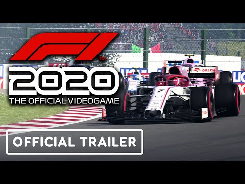 F1 2020 - Official Gameplay Trailer