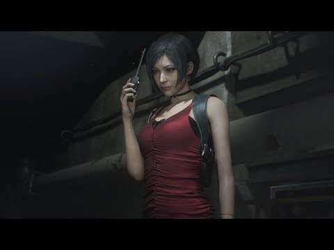 Resident Evil 2: Leon Gameplay - Familiar Faces