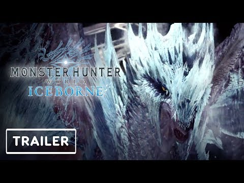 Monster Hunter World: Iceborne Official Trailer - Gamescom 2019