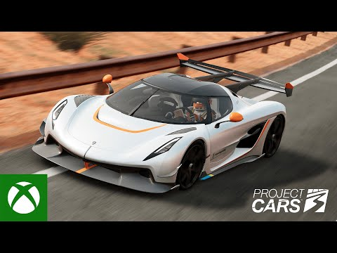 Project CARS 3 - What Drives You