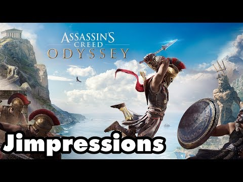 Assassin's Creed Odyssey - It's Grindy, It's Greedy, It's Ubisoft! (Jimpressions)