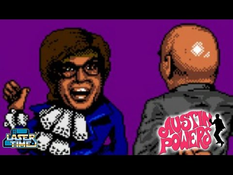 Austin Powers: Oh Behave for Game Boy Color