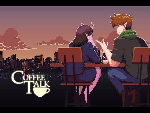 Coffee Talk - Announcement Trailer