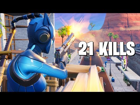 PARADISE PALMS IS BETTER THAN TILTED TOWERS (Fortnite Battle Royale)