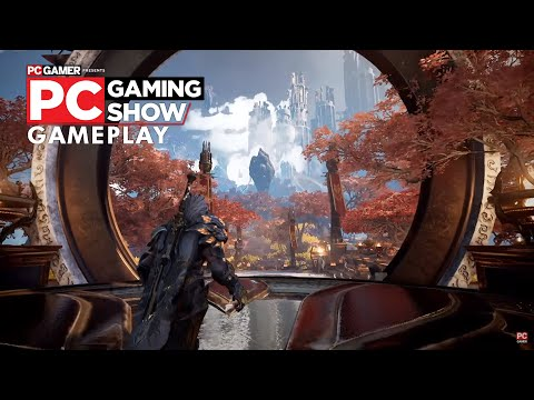 Godfall Gameplay Reveal | PC Gaming Show 2020
