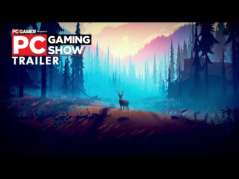Among Trees trailer | PC Gaming Show 2020