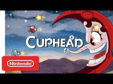 Cuphead - Announcement Trailer - Nintendo Switch