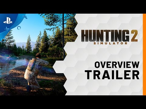 Hunting Simulator 2 - Overview Trailer | PS4