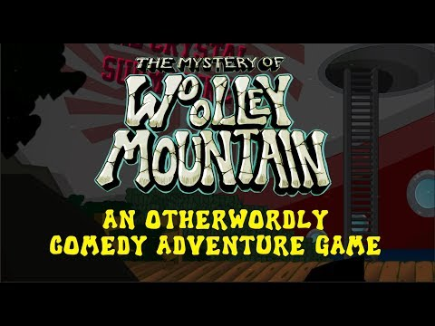 The Mystery Of Woolley Mountain Launch Trailer
