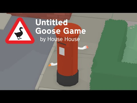 Untitled Goose Game - A new two-player mode, coming September 23!