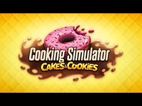 Cooking Simulator Cakes and Cookies - Teaser