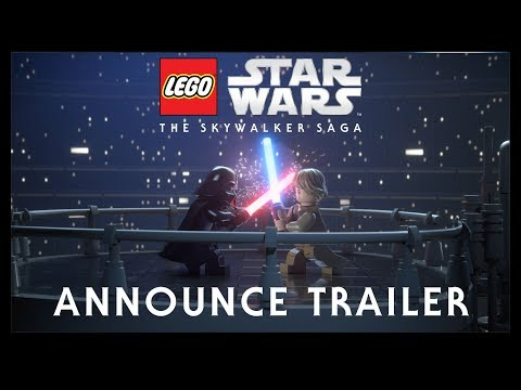 LEGO Star Wars: The Skywalker Saga - Official Reveal Trailer