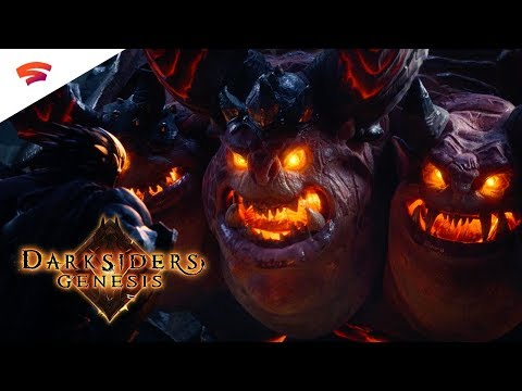 Darksiders Genesis - 'Not Alone' Official Trailer | Coming to Stadia