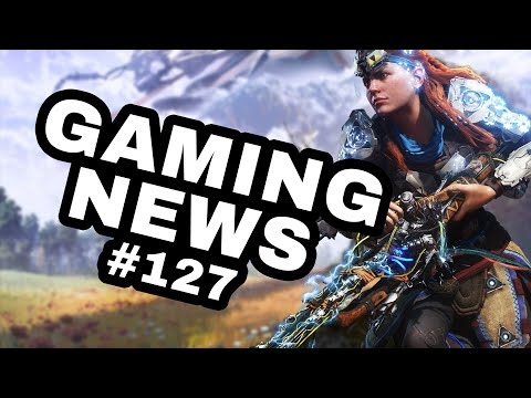 Gaming News #127 – Take-Two Buying Codemasters, Cyberpunk Gameplay, Horizon Forbidden West Release