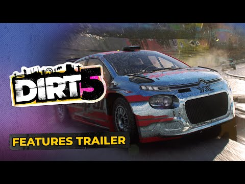 DIRT 5 | Official Features Trailer | Xbox Series X, PS5 | Launching October 2020