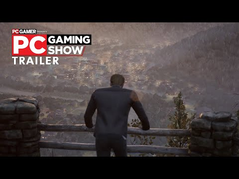 Twin Mirror teaser | PC Gaming Show 2020