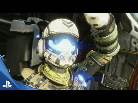 Titanfall 2 - E3 2016 Official Multiplayer Gameplay Trailer | PS4
