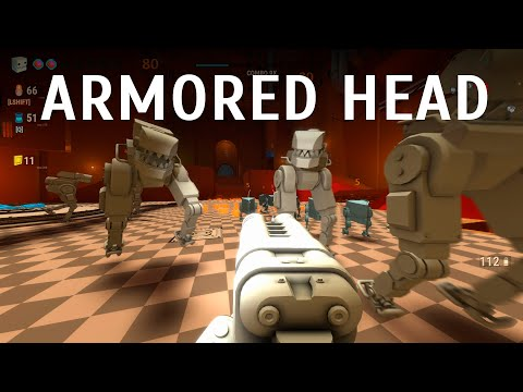 ARMORED HEAD trailer 2
