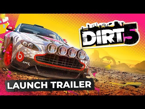 DIRT 5 | Launch Trailer (Out Now)