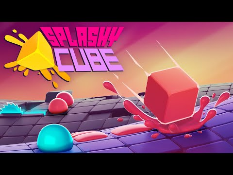 Splashy Cube - Nintendo Switch trailer