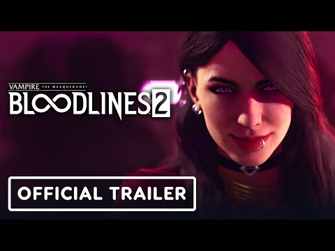 Vampire The Masquerade: Bloodlines 2 - Official Next-Gen Trailer | Inside Xbox