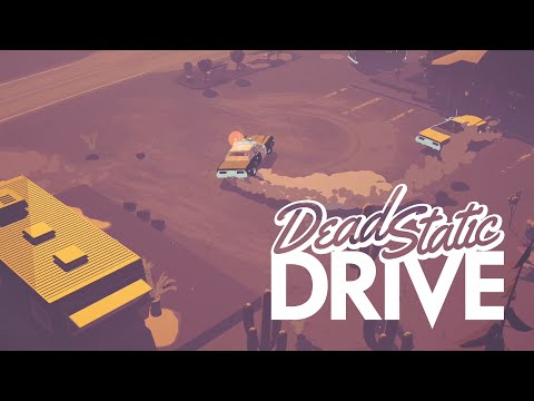 Dead Static Drive - Early Teaser