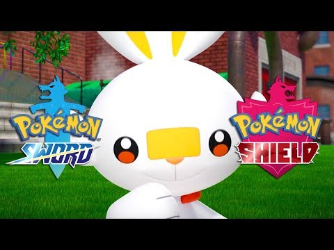 Pokemon Sword & Pokemon Shield - Official Reveal Trailer