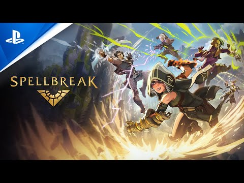 Spellbreak - Official Launch Cinematic Trailer | PS4