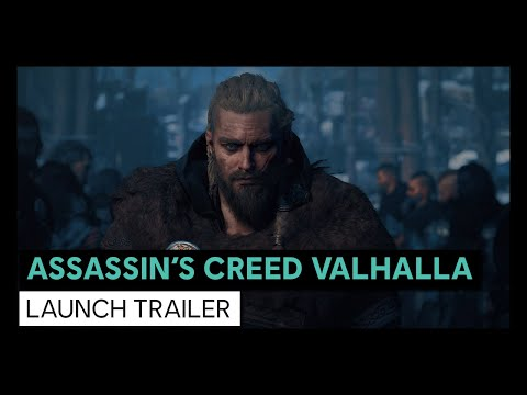 ASSASSIN'S CREED VALHALLA: LAUNCH TRAILER