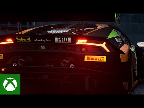 Assetto Corsa - The Official GT World Challenge Game