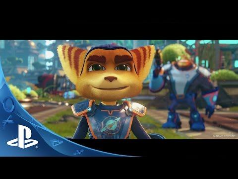 Ratchet & Clank - The Game, Based on the Movie, Based on the Game Trailer | PS4
