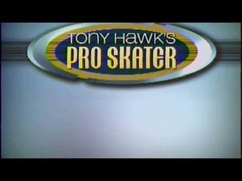 Tony Hawk's Pro Skater (PS1) - E3 Trailer