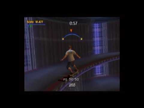 Tony Hawk's Pro Skater 3 (E3 Gamecube) - Trailer