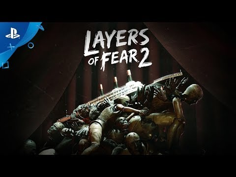 Layers of Fear 2 - Launch Trailer | PS4