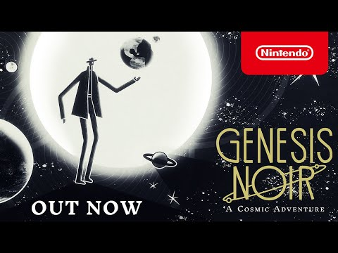 Genesis Noir - Launch Trailer - Nintendo Switch