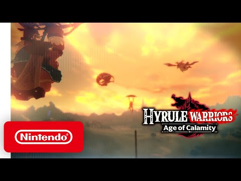 Hyrule Warriors: Age of Calamity - Untold Chronicles From 100 Years Past - Part 3 - Nintendo Switch
