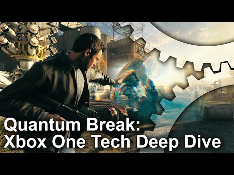 Quantum Break: An Xbox One Tech Showcase