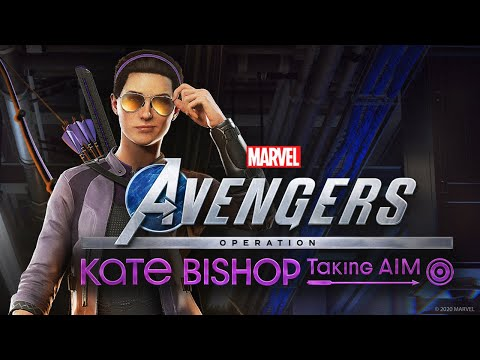 Marvel's Avengers | Kate Bishop - Taking AIM Trailer