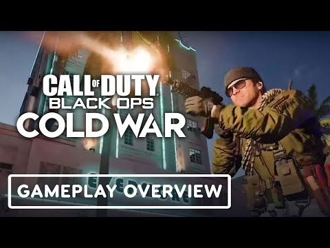 Call of Duty Black Ops Cold War Multiplayer Map Overview