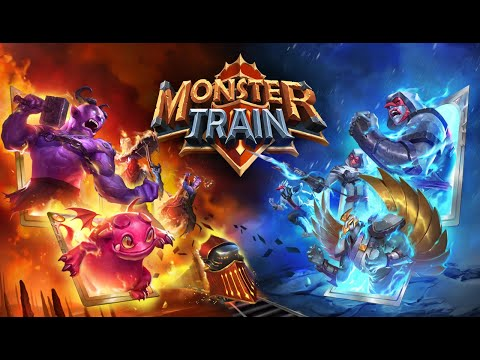Monster Train - Announcement Trailer