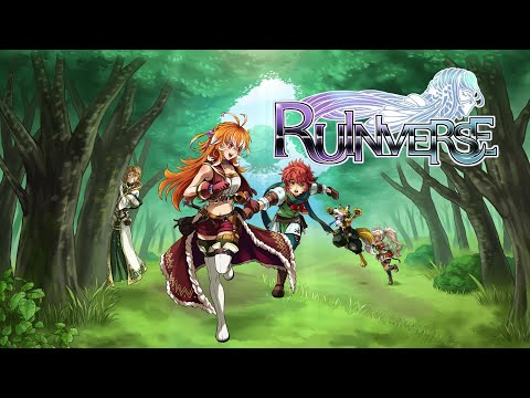 RPG Ruinverse - Official Trailer