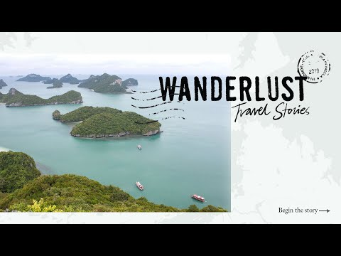 Wanderlust Travel Stories release date trailer